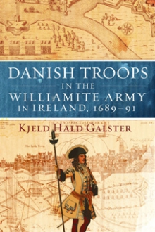 Danish troops in the Williamite army in Ireland, 1689–91