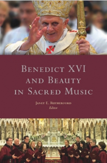 Benedict XVI and beauty in sacred music