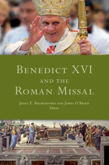 Benedict XVI and the Roman Missal