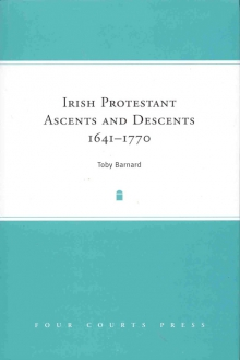 Irish Protestant ascents and descents, 1641–1770