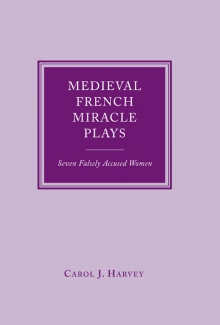 Medieval French miracle plays