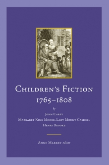Children's fiction, 1765–1808