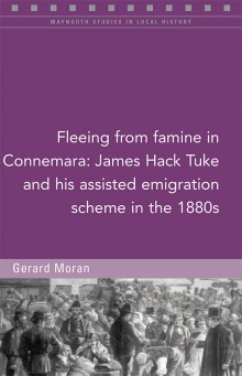 Fleeing from famine in Connemara