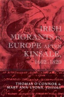 Irish migrants in Europe after Kinsale, 1602–1820