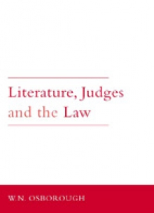 Literature, Judges and the Law