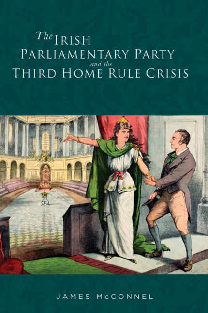 The Irish Parliamentary Party and the third Home Rule crisis