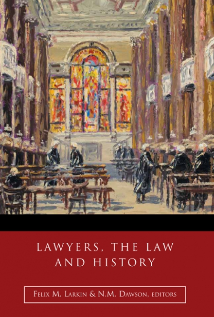 Lawyers, the law and history