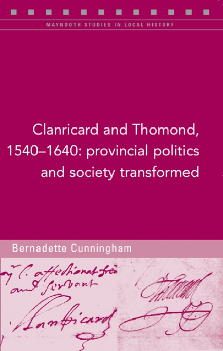 Clanricard and Thomond, 1540–1640