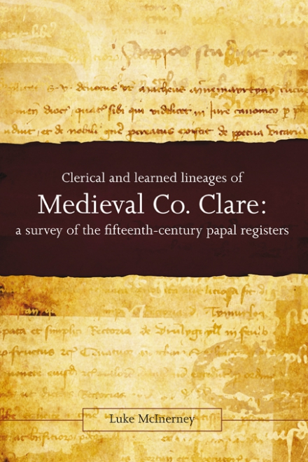 Clerical and learned lineages of medieval Co. Clare