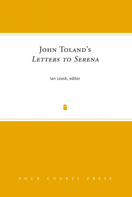 John Toland's 'Letters to Serena'