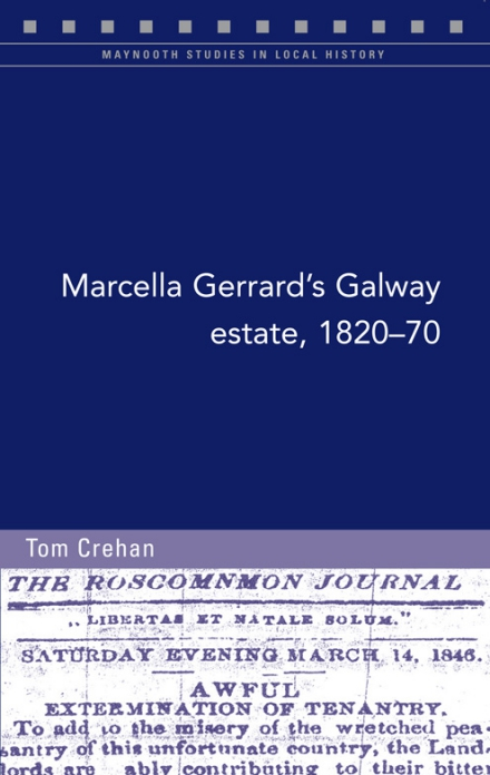 Marcella Gerrard's Galway estate, 1820–70