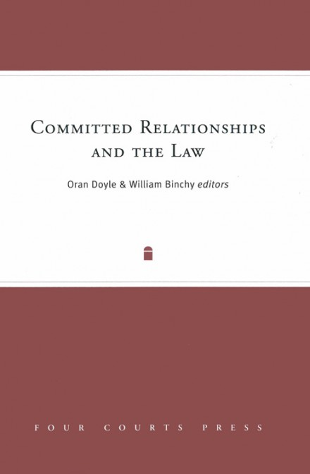 Committed relationships and the Law