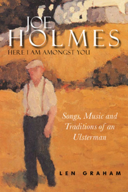 Joe Holmes: here I am amongst you