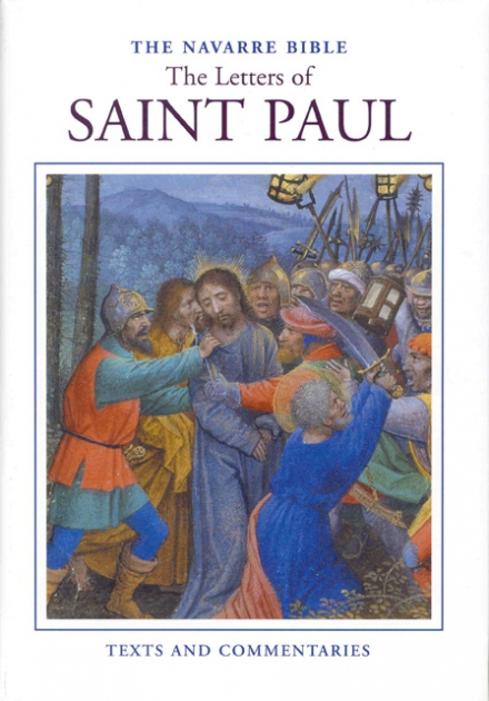The letters of St Paul