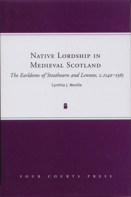 Native lordship in medieval Scotland