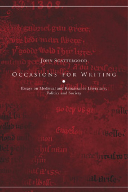 Occasions for writing