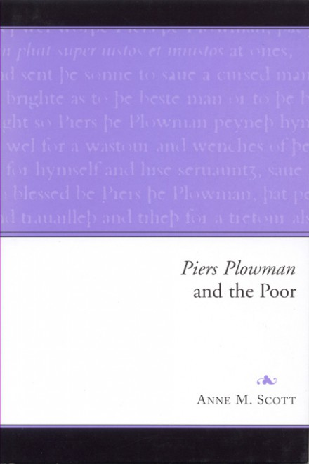 Piers Plowman and the Poor