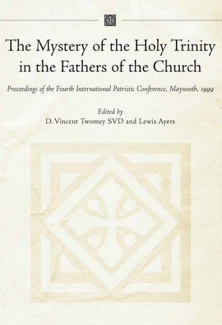 The mystery of the Holy Trinity in the fathers of the church