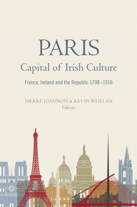 Paris – capital of Irish culture