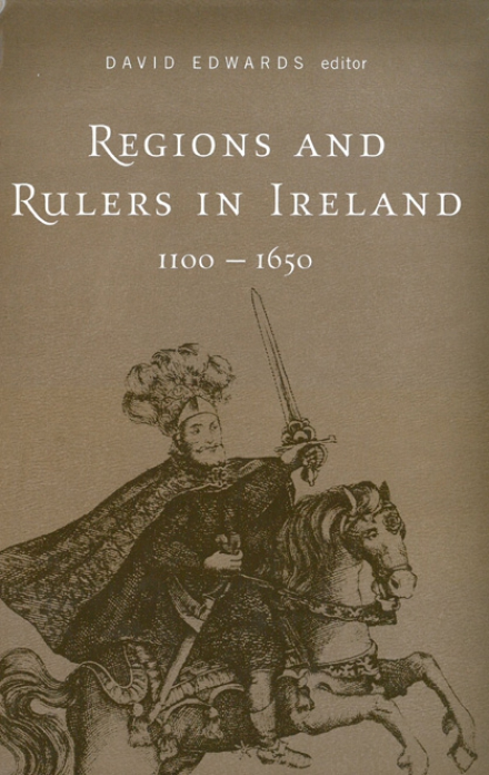 Regions and rulers in Ireland, 1100–1560