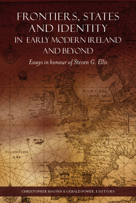 Frontiers, states and identity in early modern Ireland and beyond