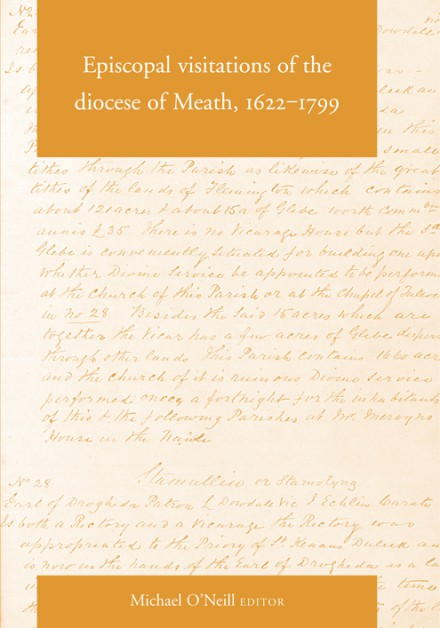 Episcopal visitations of the diocese of Meath, 1622–1799