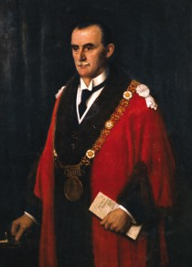 Alfred Byrne, Lord Mayor of Dublin, 1930–9 and 1954–5