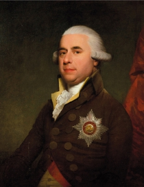 William Robert FitzGerald, 2nd duke of Leinster (1749–1804) (courtesy of Mallaghan family).