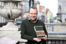 TV presenter & comedian Neil Delamere launched the book on 17 June 2015 in Dublin's City Hall (photo courtesy of Jason Clarke Photography).